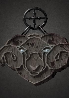 Эскиз тату знак зодиака