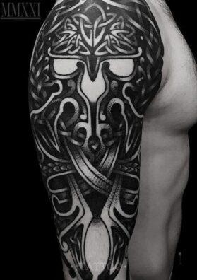 Орнаментальная татуировка