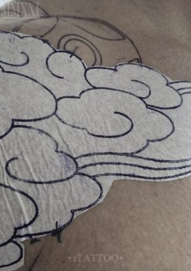 Трансфер облака